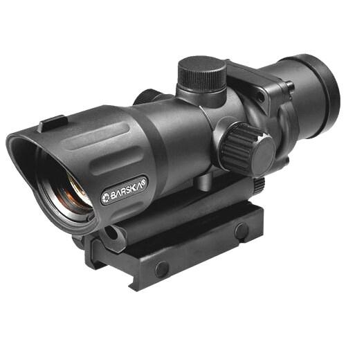 Barska AC10984 Tactical Electro Sight 1 x 30 Rifle Scope
