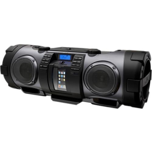 JVC RV-NB70B Radio/CD Player BoomBox