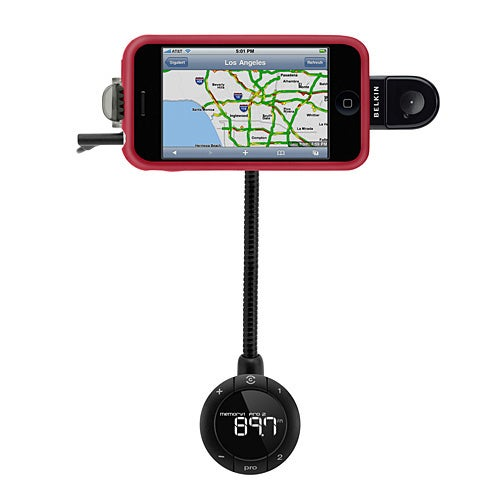 Belkin TuneBase F8Z441-P Cable Car Hands-free Kit - USB