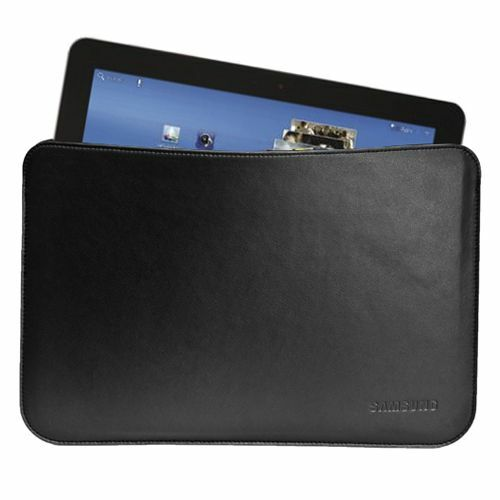 "Samsung Carrying Case (Pouch) for 8.9"" Tablet PC - Black"