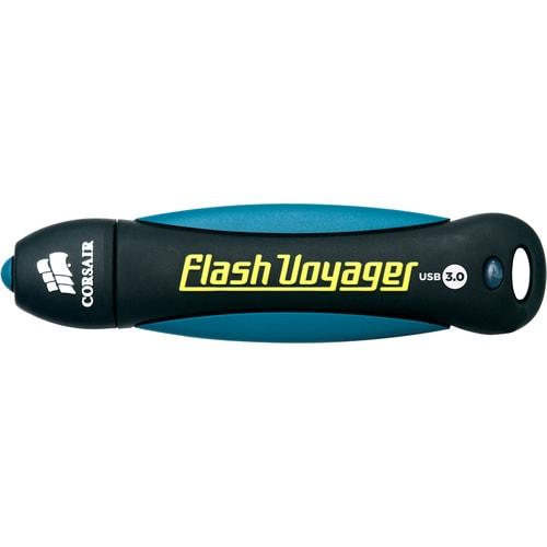 Corsair Flash Voyager 32 GB USB 3.0 Flash Drive   Black, Blue Today $