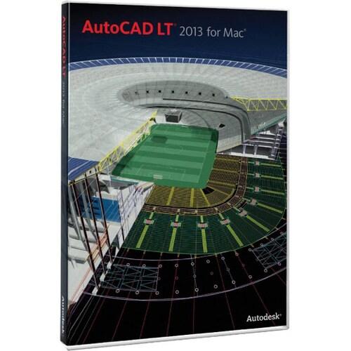Autodesk AutoCAD LT 2013 - License - 1 Seat