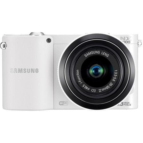 Samsung NX1000 20.3MP Mirrorless Camera with 20-50mm Lens