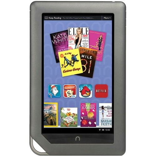 "Barnes & Noble NOOK Color BNRV200 8 GB Tablet - 7"" (Refurbished) - Thumbnail 0"