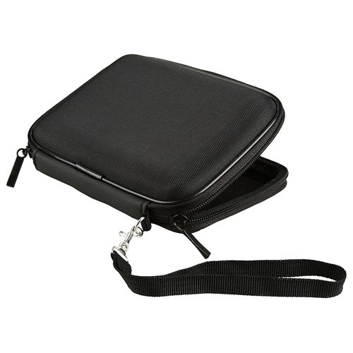 INSTEN Carrying Phone Case Cover for Portable GPS Navigator - Black