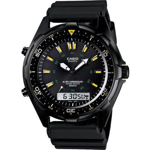 Casio Men's Analog/ Digital Chronograph Watch