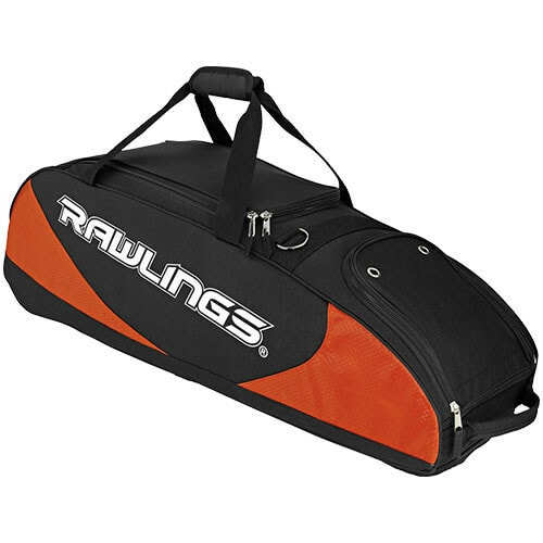 Rawlings Carrying Case for Baseball Bat - Black, Orange