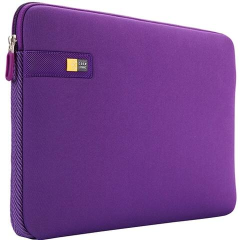 "Case Logic LAPS-113-PURPLE Carrying Case (Sleeve) for 13.3"" Notebook,"