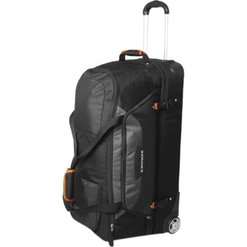 Wenger Sierre Travel/Luggage Case (Rolling Duffel) for Travel Essenti
