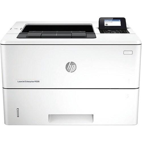 HP LaserJet M506DN Laser Printer - Plain Paper Print - Desktop
