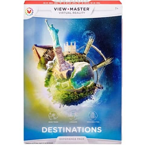 Mattel View-Master Experience Pack: Destinations