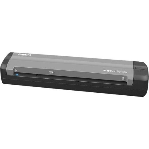 Ambir ImageScan Pro DS490ix Sheetfed Scanner - 600 dpi Optical - Thumbnail 0