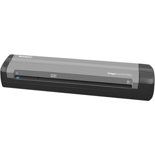 Ambir ImageScan Pro DS490ix Sheetfed Scanner - 600 dpi Optical