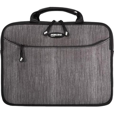 """Mobile Edge SlipSuit Carrying Case (Sleeve) for 16"""" Notebook - Silver"""
