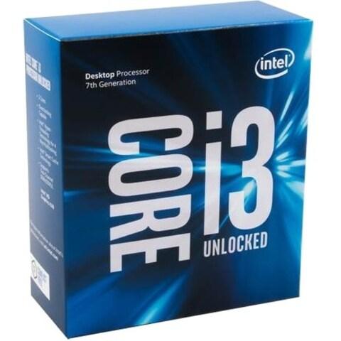 Intel Core i3 i3-7350K Dual-core (2 Core) 4 GHz Processor - Socket H4