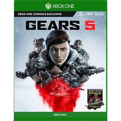 Microsoft Gears 5