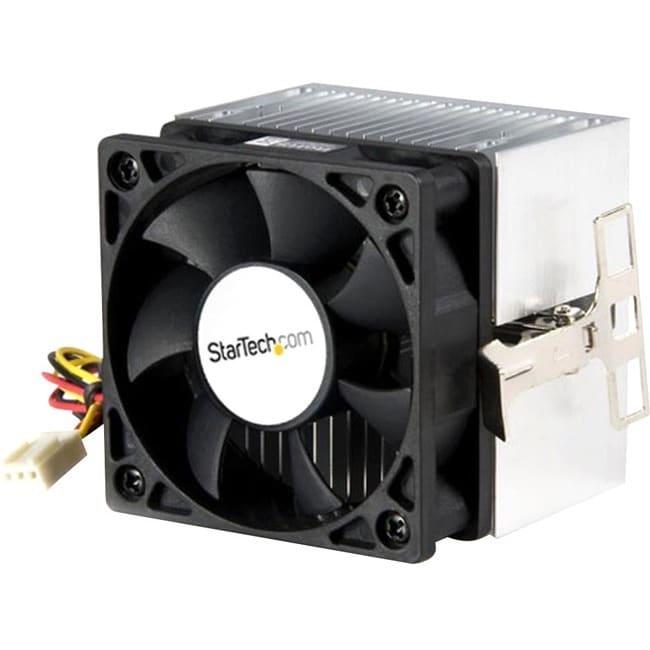 Startech 60x65mm Socket A CPU Cooler Fan with Heatsink fo...