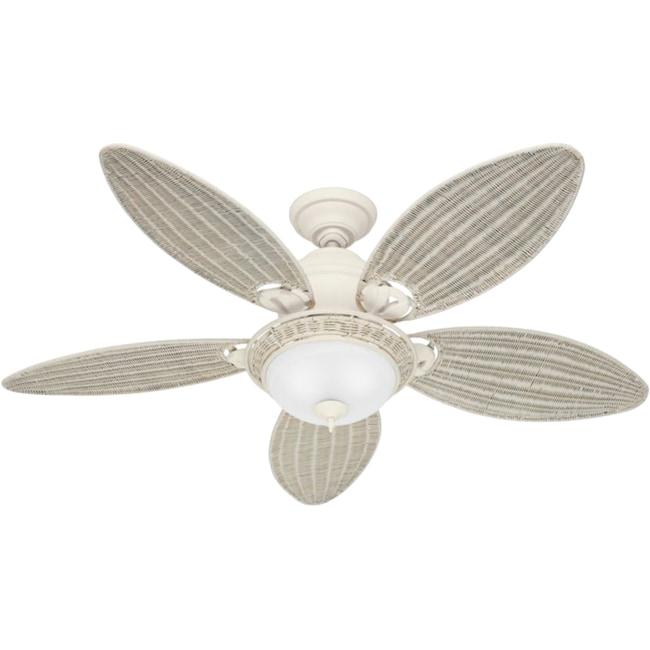 """Hunter Fan Caribbean Breeze - 54"""""""