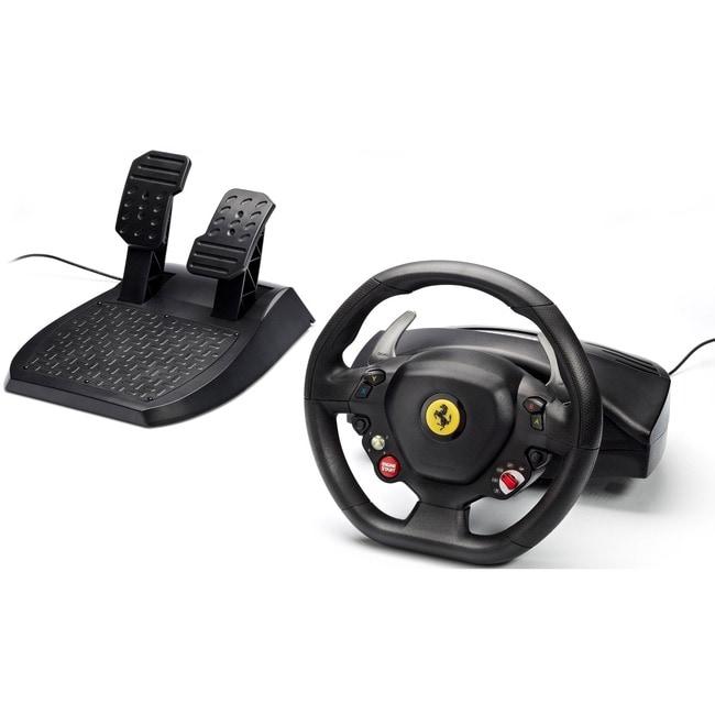 Guillemot Ferrari 458 Italia Gaming Steering Wheel #4460094