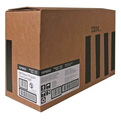 IBM 75P6959 Toner Cartridge - Black