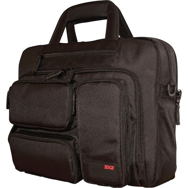 "Mobile Edge - Corporate Laptop/Tablet 15.6"" Briefcase - B..."