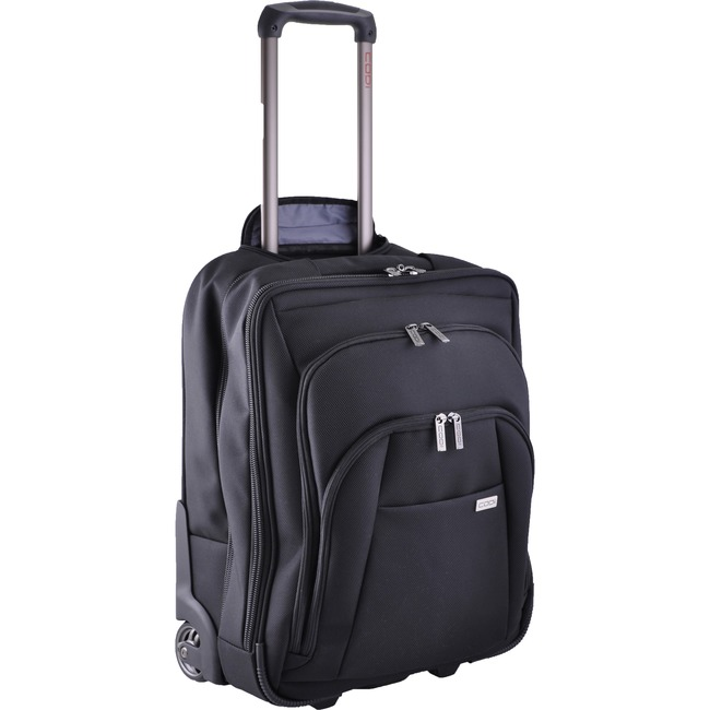 Codi Mobile Max 17.3-inch Laptop Carry On Upright Suitcas...