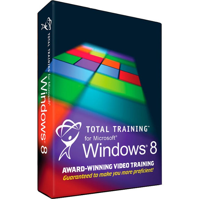 Total Training Microsoft Windows 8 (90 day subscription) Technology T