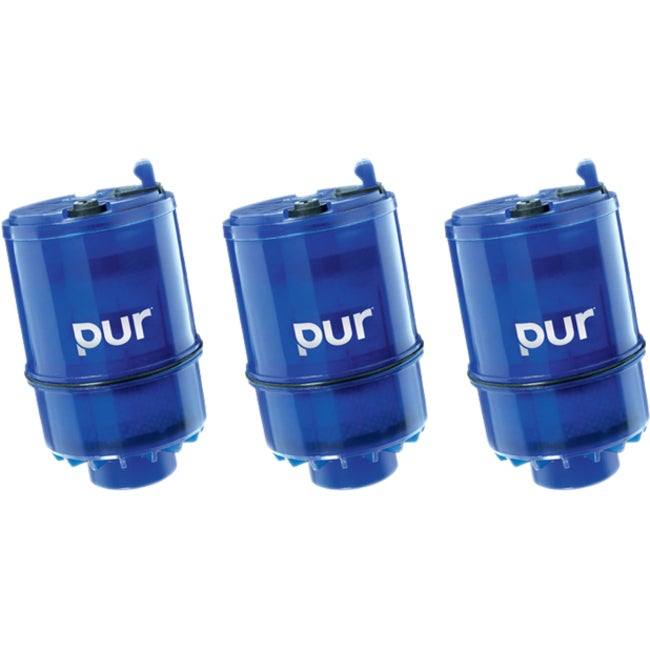 Pur Faucet Mount Replacement Water Filter MineralClear (3 Pack ...