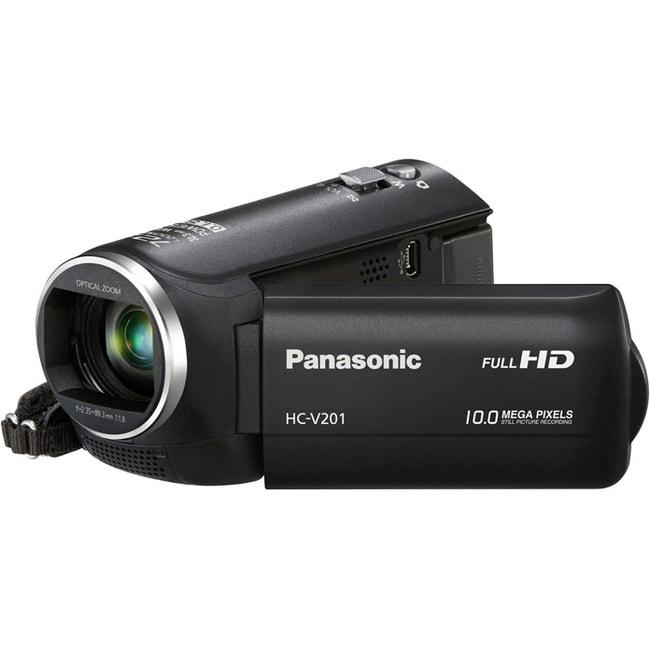 "Panasonic Digital Camcorder - 2.7"" LCD - BSI MOS - Full HD - Black"