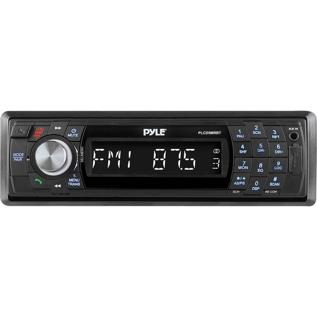 Pyle PLCD5MRBTB Marine CD/MP3 Player - 240 W RMS