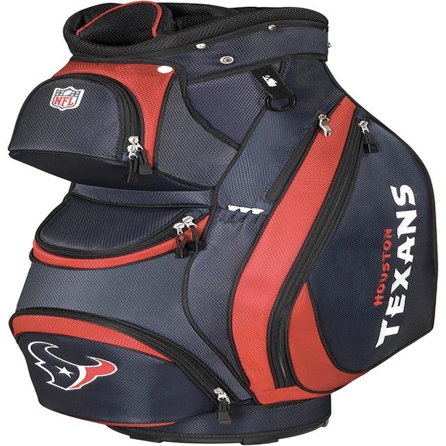 Wilson Houston Texans Cart Golf Bag