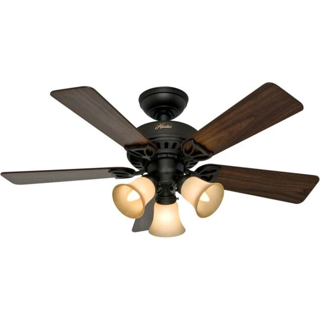 The Beacon Hill Hunter Ceiling Fan - 42