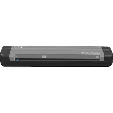 TravelScan Pro 600ix Simplex Document and Card Scanner Bundled w/ AmbirScan for athenahealth
