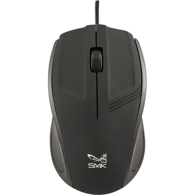 SMK-Link TAA-Compliant Corded Computer Mouse