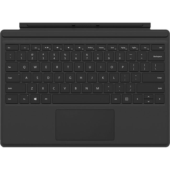 Microsoft Type Cover Keyboard/Cover Case for Tablet - Bla...