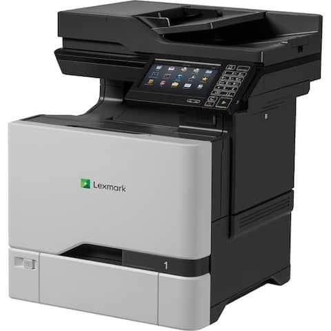 Lexmark CX725de Laser Multifunction Printer - Color