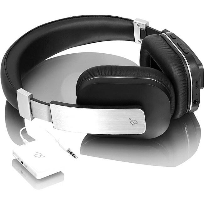 Aluratek Bluetooth Wireless Stereo Headphones #ABT01FKIT