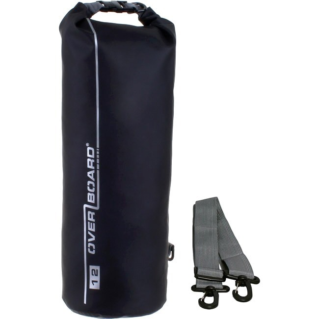 OverBoard Classic Dry Bag for Multipurpose - Black - Thumbnail 0