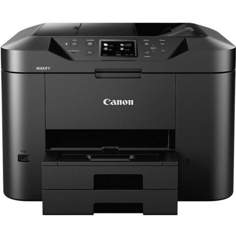 Canon MAXIFY MB2720 Inkjet Multifunction Printer - Color - Plain Pape