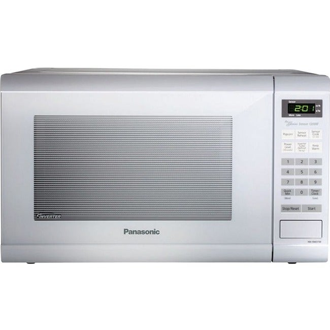 Panasonic NN-SN651B Countertop Microwave Oven with Inverter Technology ...