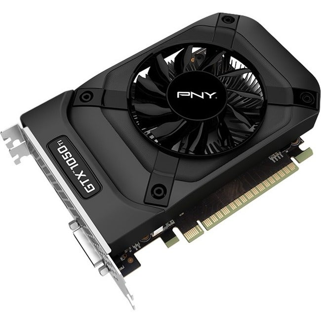PNY GeForce GTX 1050 Ti Graphic Card - 1.29 GHz Core - 1.39 GHz Boost