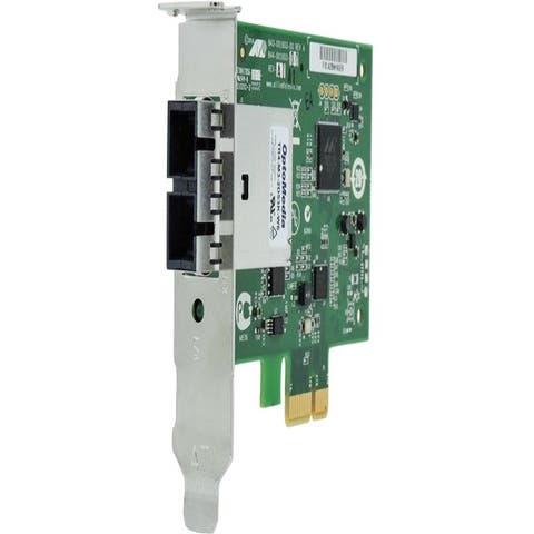 Allied Telesis 1000SX SC PCI Express x1 Adapter Card