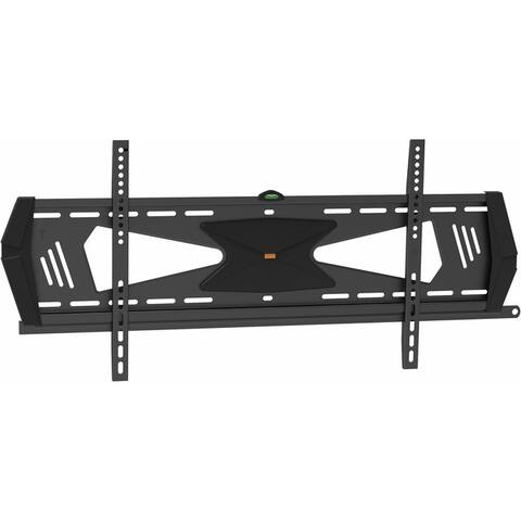 "StarTech.com Low Profile TV Mount - Fixed - Anti-Theft - Flat Screen TV Wall Mount for 37"" to 75"" TVs - VESA Wall Mount"