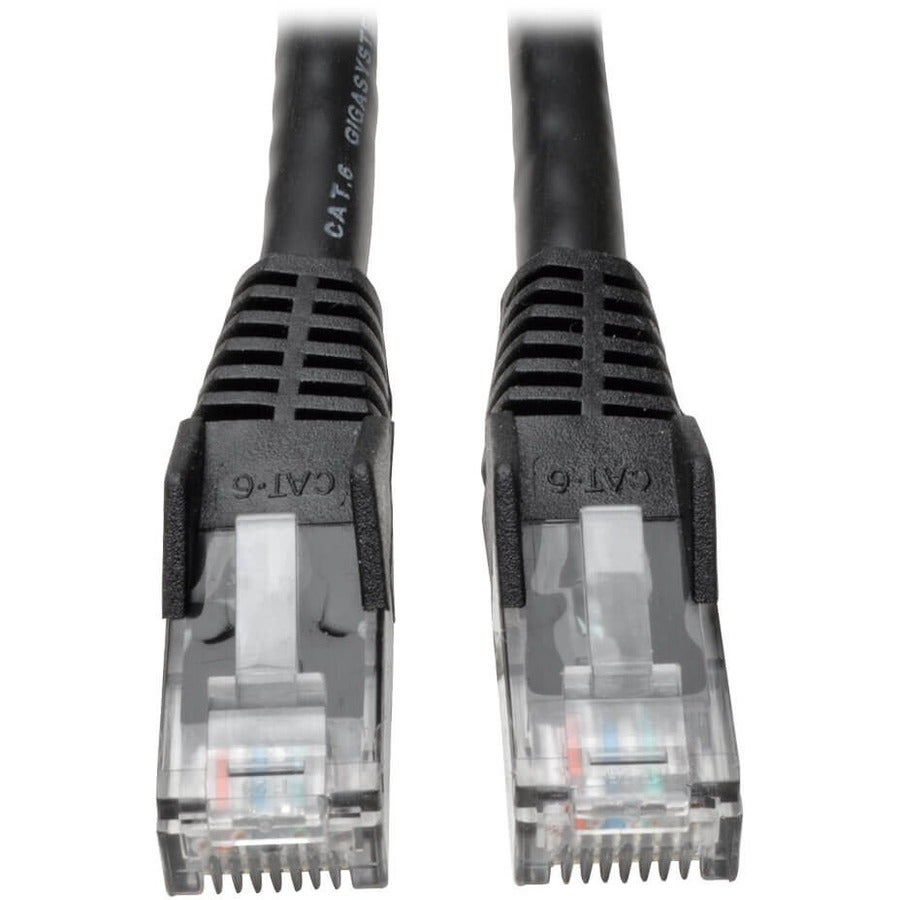 Tripp Lite 20ft Cat6 Gigabit Snagless Molded Patch Cable ...