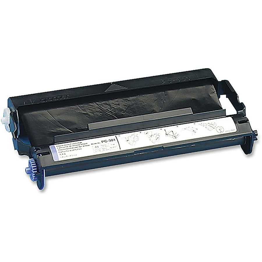 Brother PC301 Black Toner Cartridge (Brother PC301 Print ...