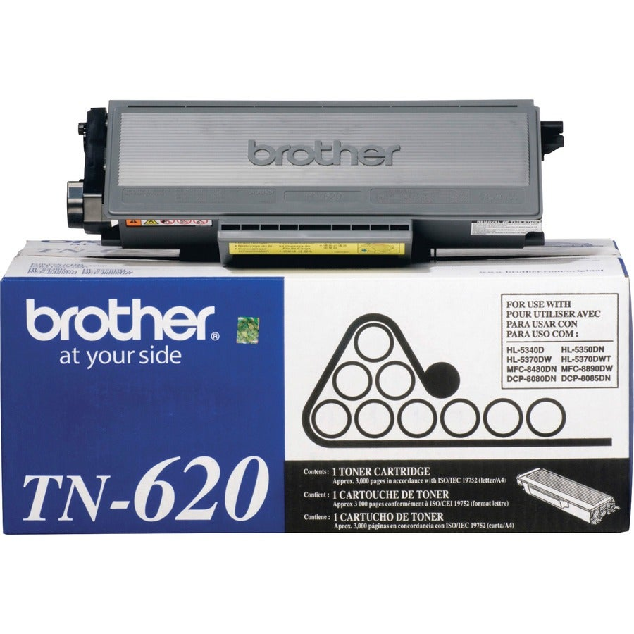 Brother Black Toner Cartridge - Thumbnail 0