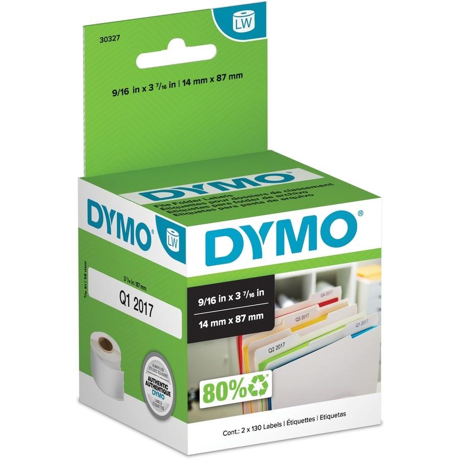 Dymo Filing Label