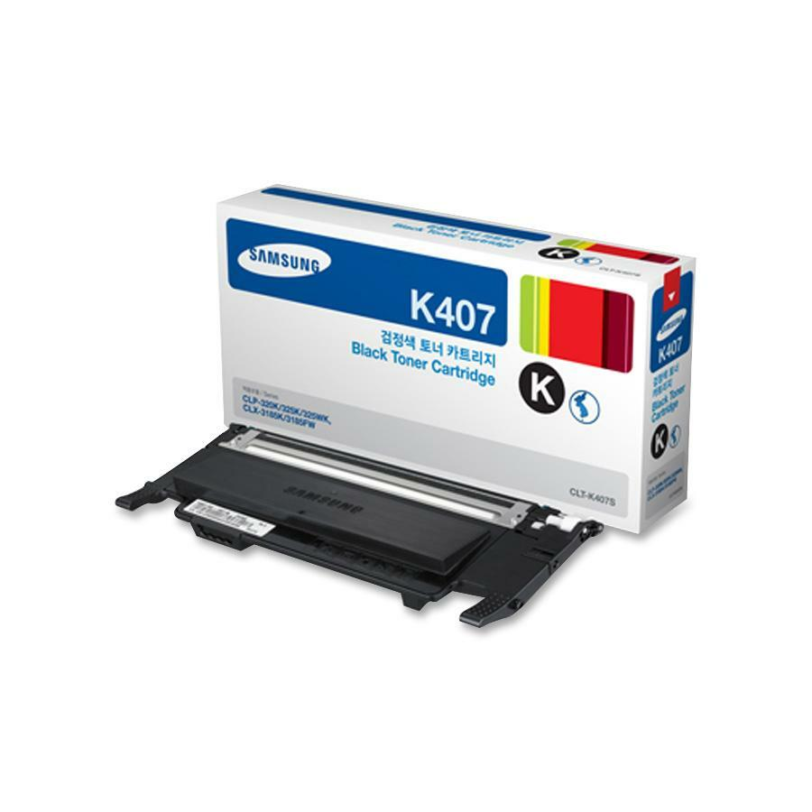 Samsung CLTK407S Toner Cartridge - Thumbnail 0