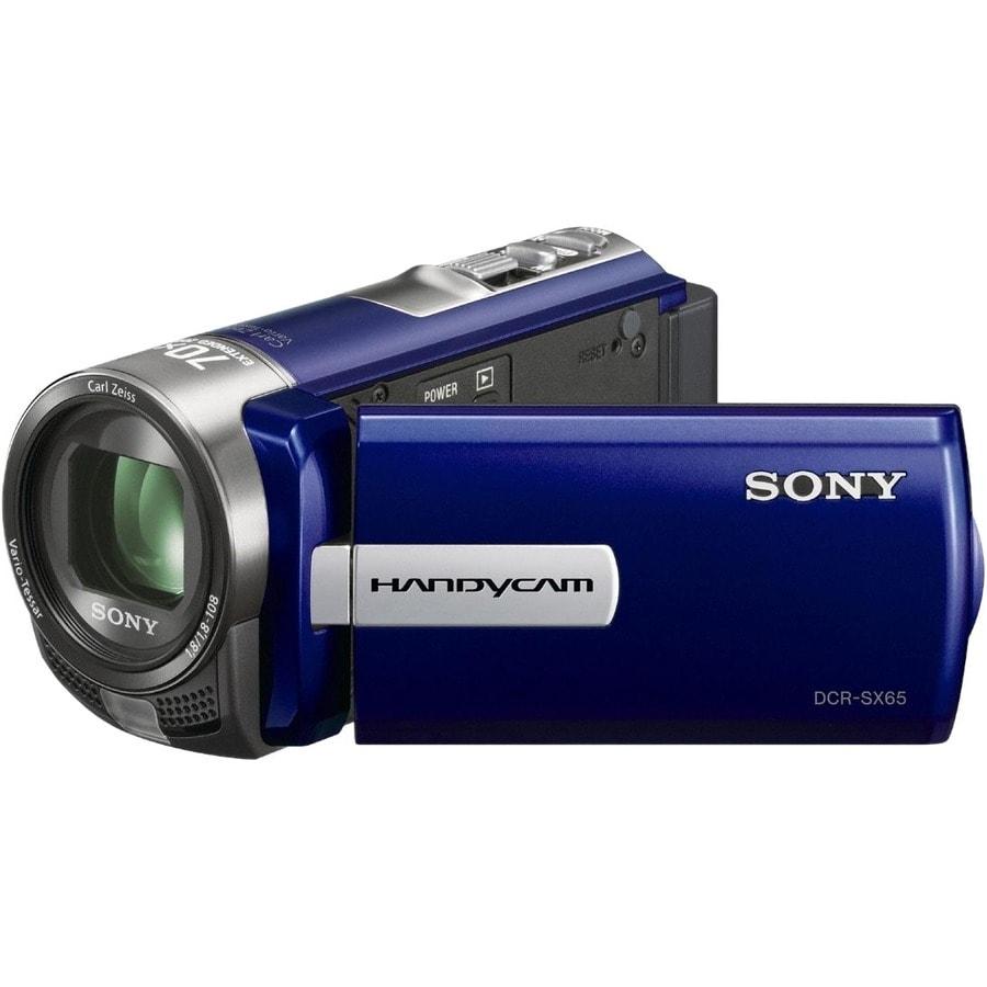 Sony Handycam DCR-SX65 Digital Camcorder