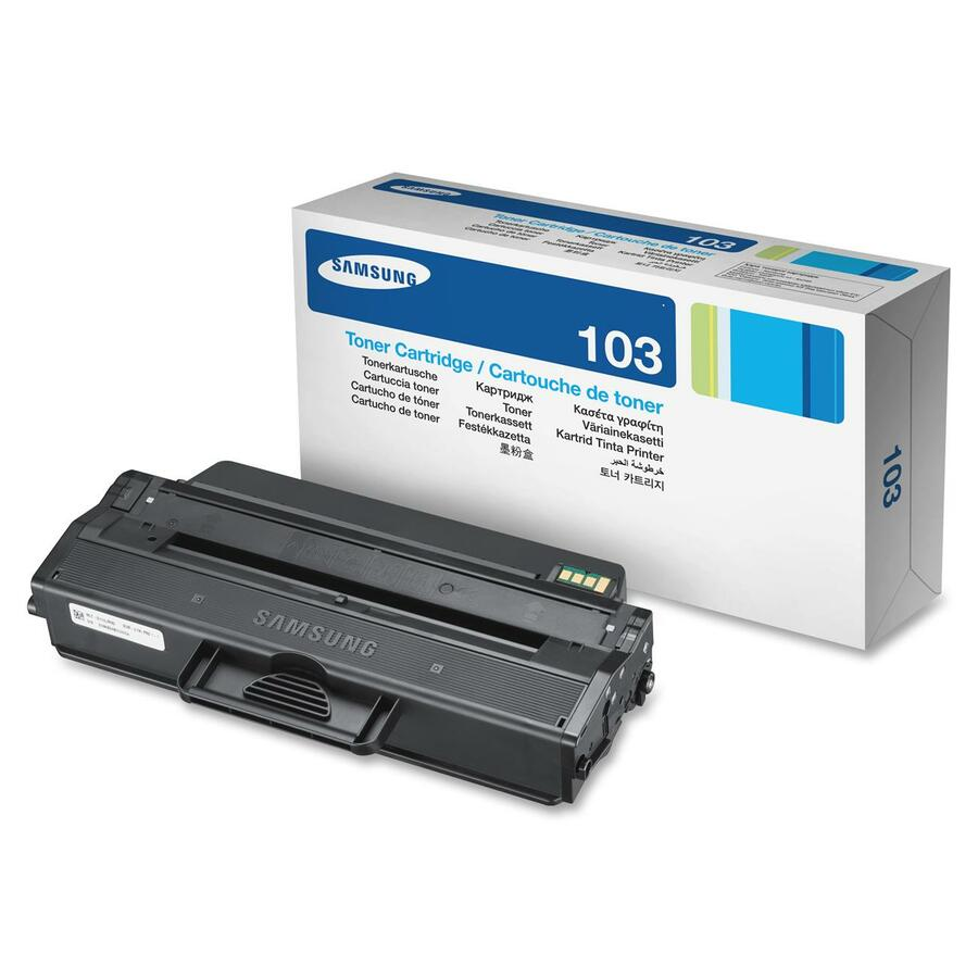 Samsung MLT-D103L Black Toner Cartridge - Thumbnail 0